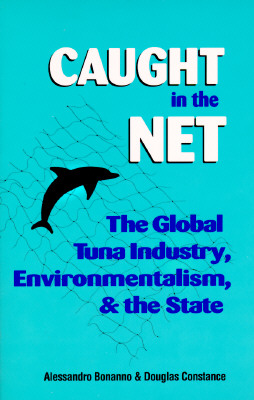 Caught in the Net (PB) - Bonanno, Alessandro, and Constance, Douglas