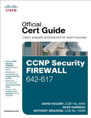 CCNP Security Firewall: 642-617 - Hucaby, David