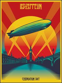 Celebration Day [PAL Version] [DVD Size] - Led Zeppelin
