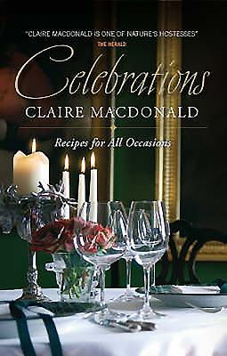 Celebrations - MacDonald Of MacDonald, Claire, Bar