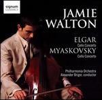 Cello Concertos by Elgar & Myakovsky
