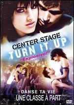 Center Stage: Turn It Up - Steven Jacobson