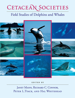 Cetacean Societies: Field Studies of Dolphins and Whales - Mann, Janet (Editor), and Connor, Richard C (Editor), and Tyack, Peter L (Editor)