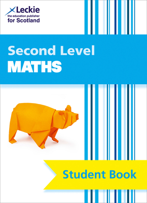 Cfe Maths Second Level Pupil Book - Mumford, Jeanette