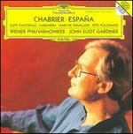 Chabrier: Espana; Suite Pastorale; Habanera; Marche Fran�aise; F�te Polonaise