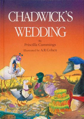 Chadwick's Wedding - Cummings, Priscilla