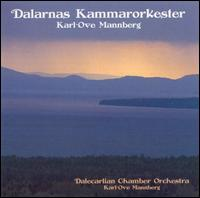 Chamber Music by Holst, Svendsen, Hindemith and others - Jesper Lagergren (violin); Karl-Ove Mannberg (violin); Dalecarlian Chamber Orchestra; Karl-Ove Mannberg (conductor)