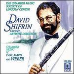 Chamber Music of Carl Maria von Weber