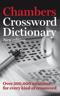 Chambers Crossword Dictionary - Chambers