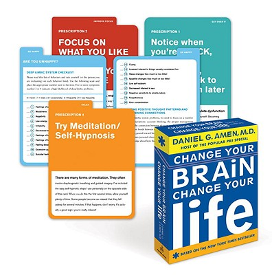 Change Your Brain, Change Your Life Deck - Amen, Daniel G, Dr., M.D.