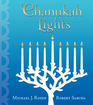 Chanukah Lights Pop-Up - Rosen, Michael J