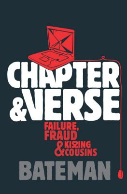Chapter and Verse - Bateman, Colin