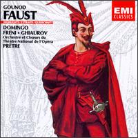 Charles Gounod: Faust (Highlights) - David Bell (organ); Marc Vento (baritone); Michele Command (soprano); Mirella Freni (soprano); Nicolai Ghiaurov (bass);...
