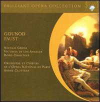 Charles Gounod: Faust - Boris Christoff (vocals); Jean Borthayre (vocals); Martha Angelici (vocals); Nicolai Gedda (vocals); Robert Jeantet (vocals);...