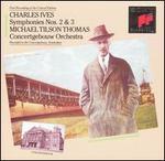 Charles Ives: Symphonies Nos. 2 & 3