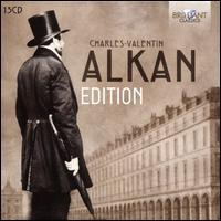 Charles-Valentin Alkan Edition - Alan Weiss (piano); Alessandro Deljavan (piano); Alkan Trio; Costantino Mastroprimiano (piano); Giovanni Bellucci (piano);...