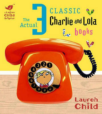 Charlie and Lola - Child, Lauren