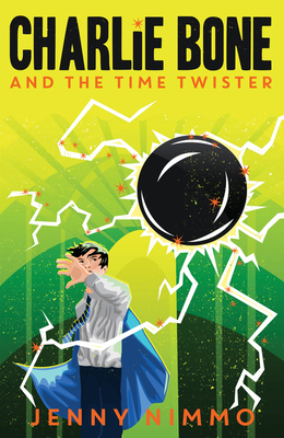 Charlie Bone and the Time Twister - Nimmo, Jenny