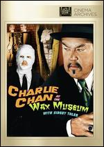 Charlie Chan at the Wax Museum - Lynn Shores