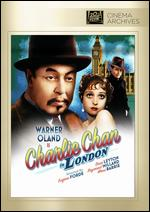 Charlie Chan in London - Eugene J. Forde