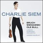 Charlie Siem Plays Bruch, Wieniawski, Ole Bull