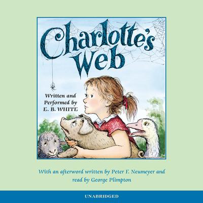 Charlotte's Web Anniversary Cd - White, E. B.
