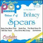 Chartbuster Karaoke: Britney Spears [2004]