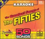 Chartbuster Karaoke: Greatest Songs of the Fifties
