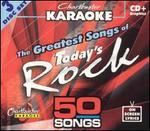 Chartbuster Karaoke: Greatest Songs of Today's Rock