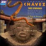 Chavez: Three Symphonies