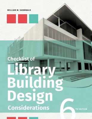Checklist Of Library Building Design Considerations Book