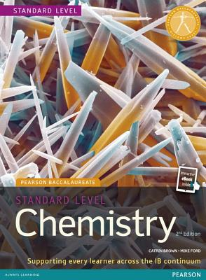 9781447959069 chemistry standard level for the ib diploma chemistry standard level for the ib diploma student book with etext access code fandeluxe Gallery