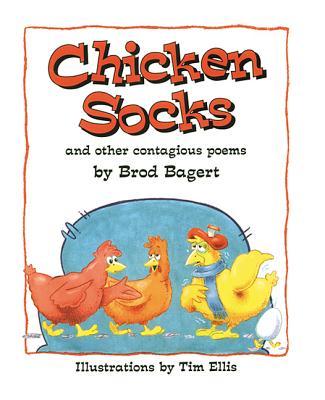 Chicken Socks - Bagert, Brod