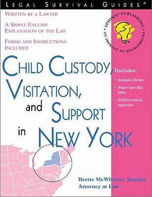 how to enforce child support in ny