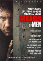 Children of Men - Alfonso Cuarón