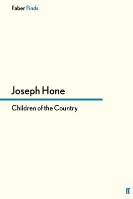 Children of the Country: Coast to Coast Across Africa - Hone, Joseph