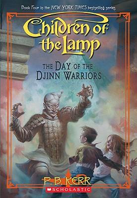 Children of the Lamp #4: Day of the Djinn Warriors - Kerr, P B