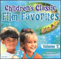 Children's Classic Film Favorites, Vol. 2 - The Countdown Kids