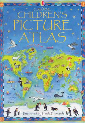 Childrens Picture Atlas - Brocklehurst, Ruth