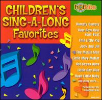Children's Sing-Along Favorites, Vol. 1 - The Countdown Kids