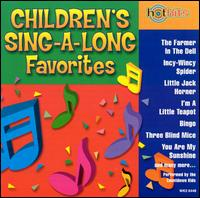 Children's Sing-Along Favorites, Vol. 2 - The Countdown Kids