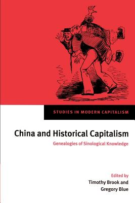 China and Historical Capitalism: Genealogies of Sinological Knowledge - Brook, Timothy (Editor), and Blue, Gregory (Editor)