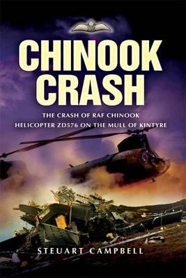 Chinook Crash - Campbell, Steuart