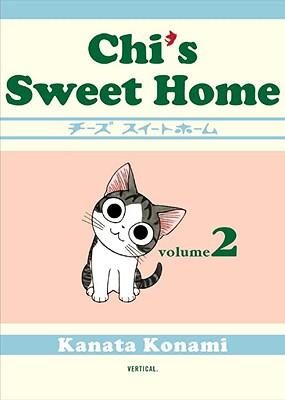 Chi's Sweet Home, Volume 2 - Konami, Kanata