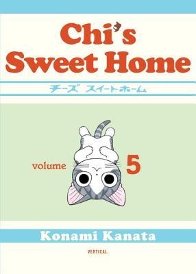 Chi's Sweet Home, Volume 5 - Konami, Kanata