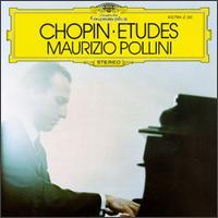 Chopin: Etudes - Maurizio Pollini (piano)