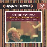 Chopin: Piano Concertos Nos. 1 & 2 - Arthur Rubinstein (piano)
