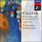 Chopin: Piano Sonatas; Etudes