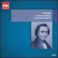 Chopin: Piano Works - Pierre Barbizet (piano); Samson François (piano); Monte Carlo Opera Orchestra; Louis Frémaux (conductor)