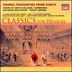 Choral Favorites from King's - Alfreda Hodgson (alto); Andrew Davis (piano); Andrew King (tenor); Bruce Russell (treble); Felicity Lott (soprano);...